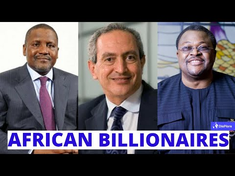Top 10 Richest People in Africa 2020 - African Billionaires
