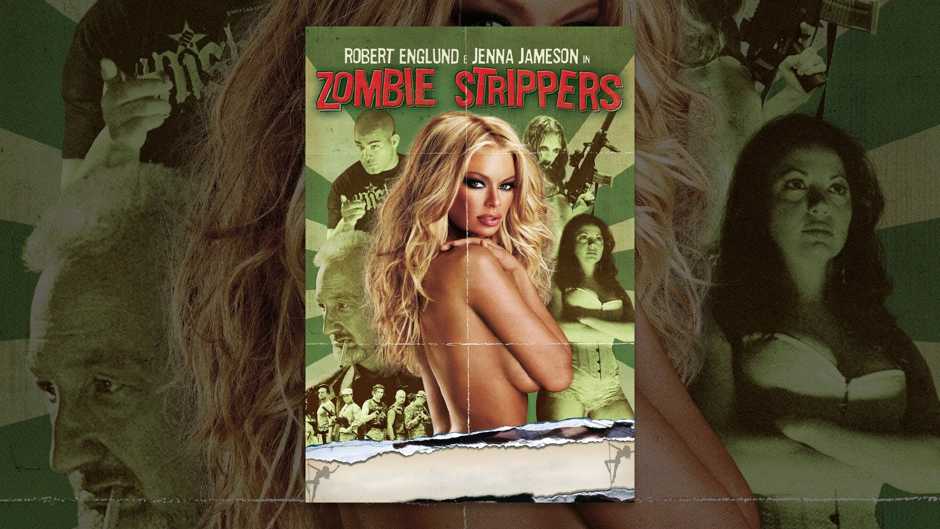 zombie strippers videos
