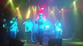 Footage Of J-Blaze aka (Blaze the Boss) Performing live in Salt Lak...