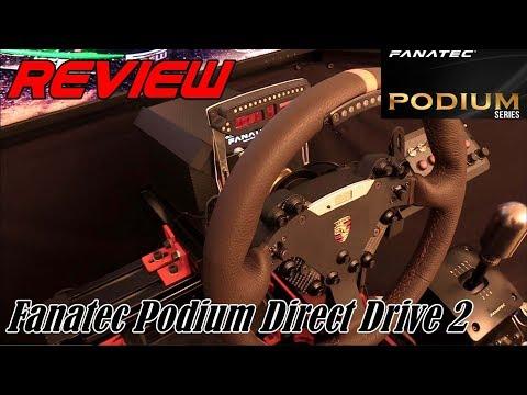 Review # Fanatec Podium Direct Drive 2