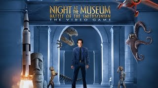 Night At The Musuem Battle of the Smithsonian Full Game Walkthrough
