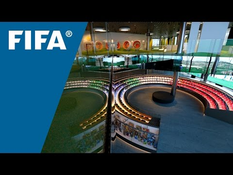 PLANET FOOTBALL @ The FIFA World Football Museum