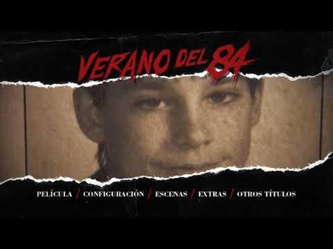 Summer Of 84 (2018) DVD Menu