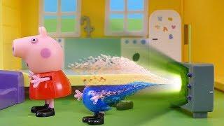 Download Как игрушки попали в телевизор и играют в видеоигры Mp3 and Videos
