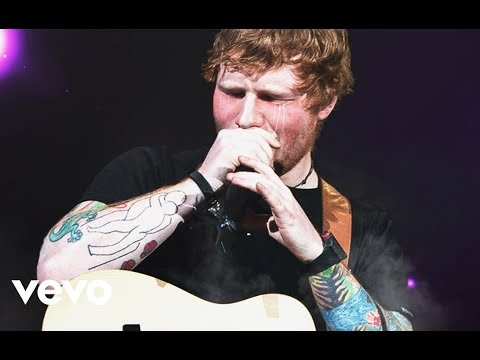 Ed Sheeran - Happier Live Emotional...