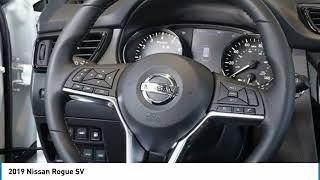 2019 Nissan Rogue Used 2019 Nissan Rogue SV 190213