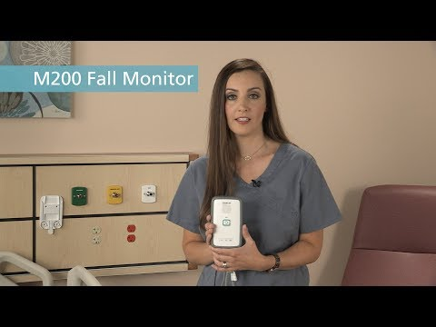 Fall Management- M200 Fall Monitor - Features and Benefits | STANLEY Healthcare