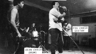 Poison Idea - Unknown Demo 1981 ( Portland HC 1981)