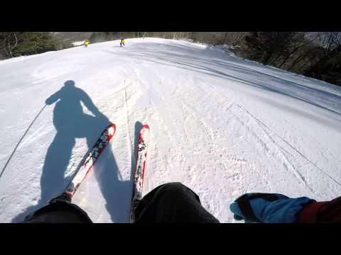 Attitash Skiing