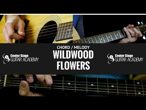 How To Play Wildwood Flower On Acoustic Guitar