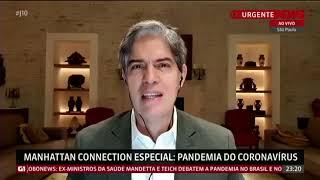 Programa Manhattan Connection Especial - Pandemia do Coronavírus