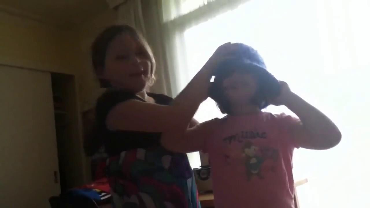 my sister masterbating
