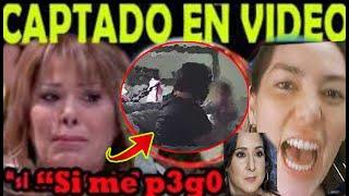 Gloria Izaguirre filtro Video del m4ltrat0 de Alejandra Guzman a frida sofia