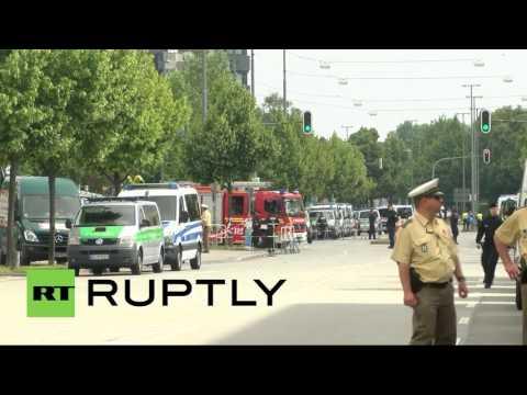 Fusillade de Munich : 10 morts et le lien avec Daesh écarté