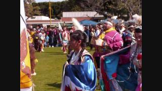 Annual Chumash Indian Pow Wow Drum Ceremony 2009