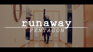 PENTAGON (펜타곤) 'RUNAWAY' DANCE COVER BY JESUNG