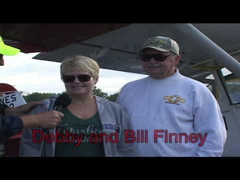 Debby & Bill  Finney (Cessna Birddog) - Fly/In Cruise/In