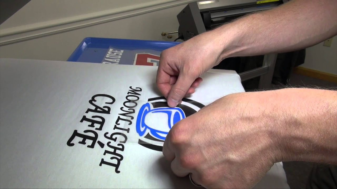 Faster 2 Color Heat Transfer Vinyl Designs The Easy