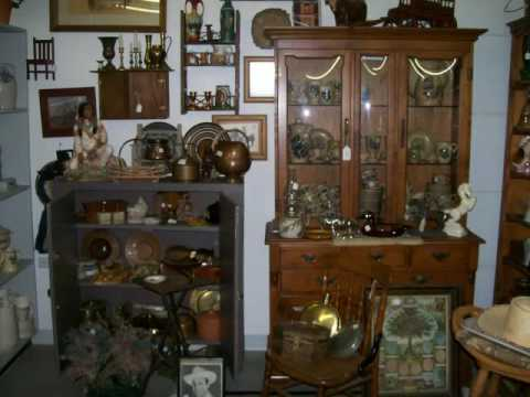 Through The Years Antique Shoppe Fremont Indiana