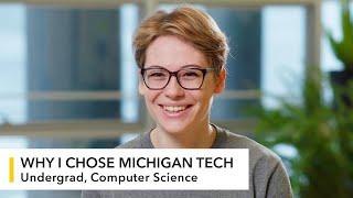 My Michigan Tech: Maddie Leclair