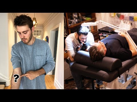 Surprising My Dad With A Holiday & Matching Tattoos