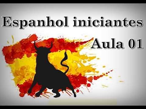 Espanhol para iniciantes (vídeo aula 01) El alfabeto Español - O Novo Alfabeto Espanhol