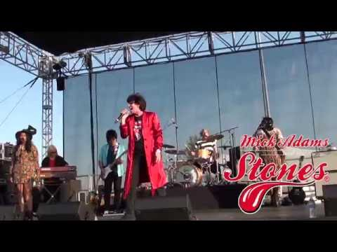 Tumbling Dice/Mick Adams and The Stones, Rolling Stones Tribute Band