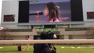 2018年3月25日に阪神競馬場で行われた鈴木亜美のライブノーカット版後半...