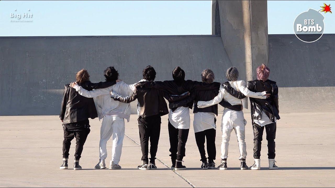 [BANGTAN BOMB] 'ON' Kinetic Manifesto Film (BTS focus) - BTS (방탄소년단)