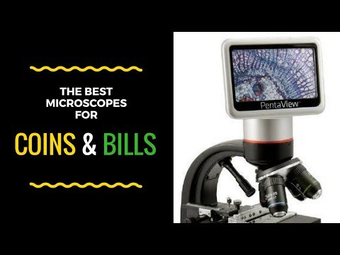 Top 5 Best Microscopes For Error Coin And Banknote Searching
