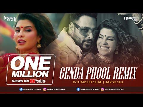 Genda Phool (REMIX) | DJ Harshit Shah | Harsh GFX | Badshah | Jacqueline Fernandez | Payal Dev