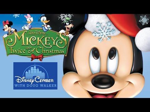 Mickey's Twice Upon a Christmas - Disneycember Mp3