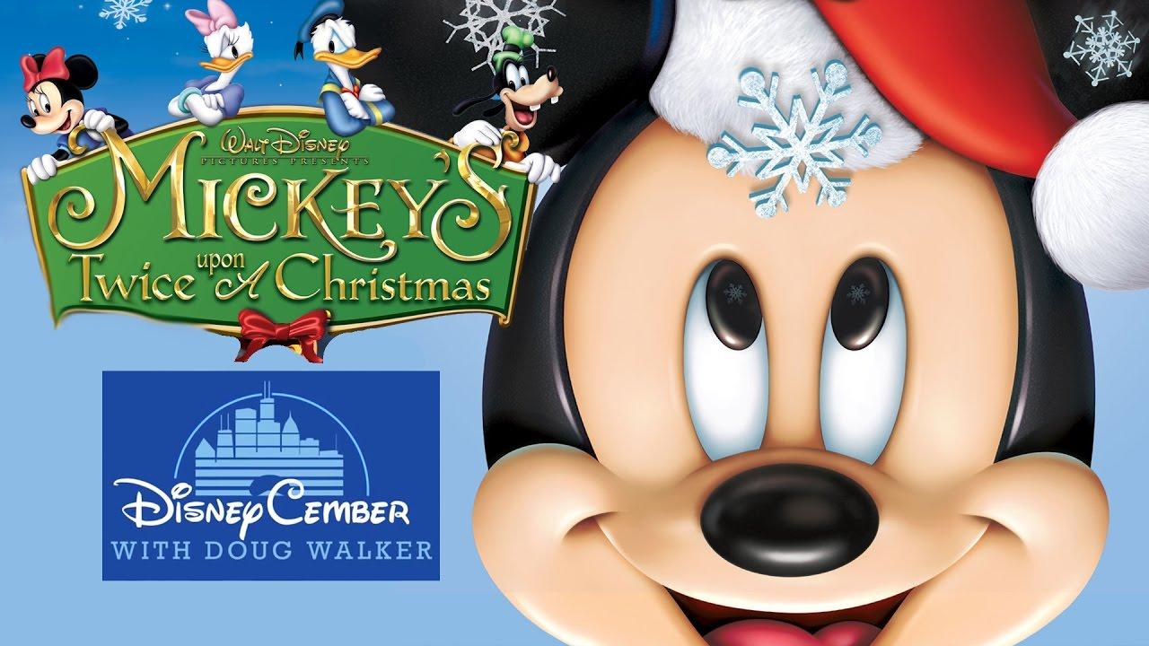 Twice Upon A Christmas.Mickey S Twice Upon A Christmas Disneycember
