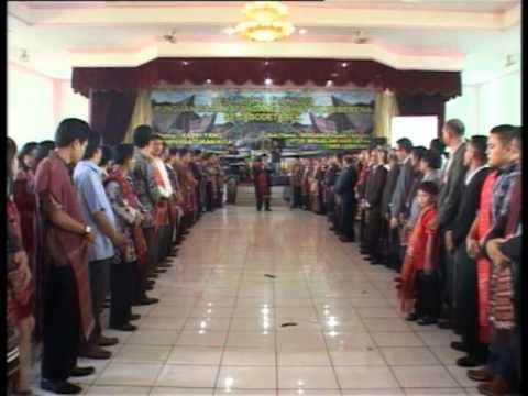 Pesta Bona Taon 2013 - Punguan Raja Matondang dohot Boru / Berena - SEJABODETABEK