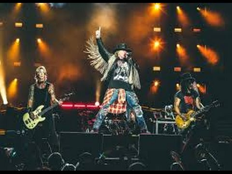 """GUNS N' ROSES 'Not In This Lifetime"""" tour highlights (2016)"""