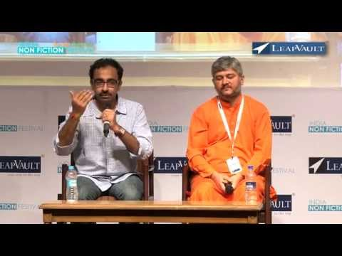 'Spiritualism for Real' at India NonFiction Festival 2013, Mumbai