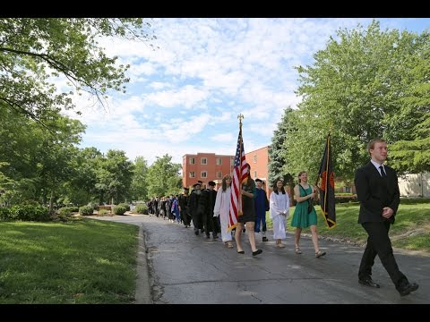 Greenville College Commencement | Traditional Students 2016