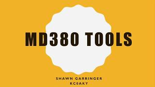 How to install MD380 Tools by KC0AKY