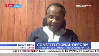Constitutional reforms: Ndii, 4 others moved to court seeking clarity on some constitutional clauses