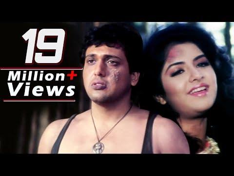 Tu Pagal Premi Awara | Full 4K Video Song | Govinda | Divya Bharti - Shola Aur Shabnam