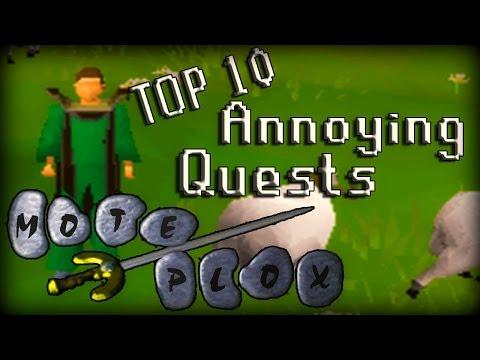 Popular Quest & RuneScape videos