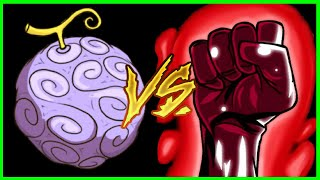 Devil Fruits VS. Haki: Which Is Better? - One Piece Discussion | Tekking101
