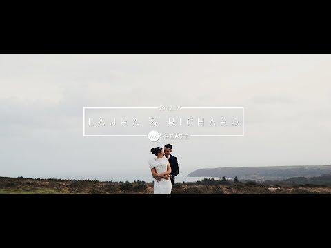 Laura & Richard Wedding Film | King Arthur Hotel