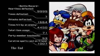 Kingdom Hearts - Definition of 100%