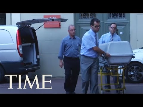Download Youtube: Salvador Dali's Coffin Was Opened For DNA Paternity Testing Today To Help Settle A Lawsuit | TIME