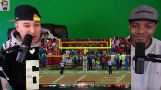Chiefs vs Broncos | Reaction | NFL Week 8 Game Highlights