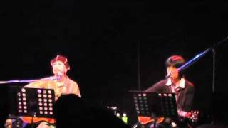 10年10月4日(月)トヨライブ in 赤坂グラフィティより、共演の部分だけ抜...