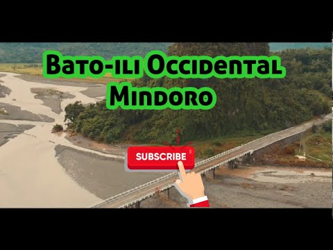 BATO-ILI OCCIDENTAL MINDORO|MAVICMINI|2020