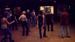 KICKIN COUNTRY DANCERS @ WHISPERS LOUNGE BY LOWRIDER
