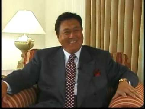 Robert T Kiyosaki - paying the price to be rich on the Philippe Matthews Show